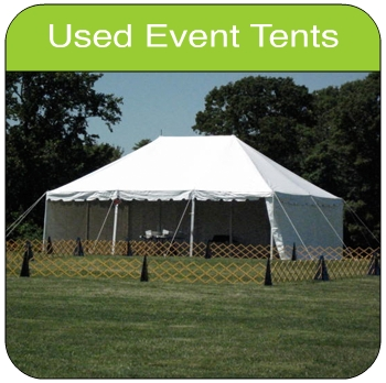 Used Party Tent