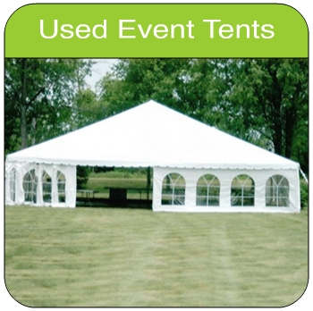 Used Event Tent