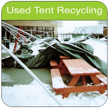 Used Tent Recycling