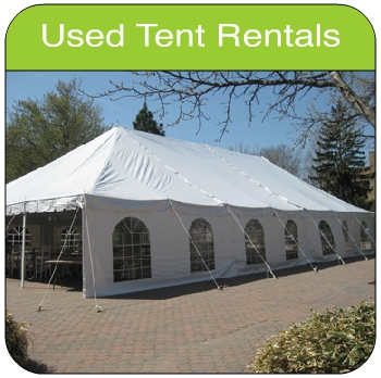 Used Party Tent Rentals
