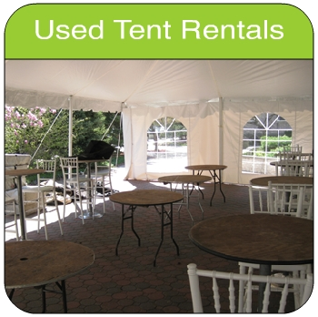 Used Event Tent Rentals
